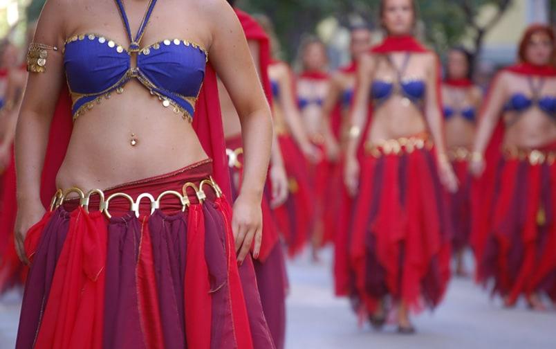 Danza del ventre: scoprirsi per danzare…danzate per scoprirsi
