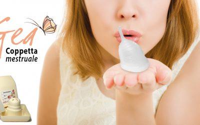 Posso usare la coppetta mestruale se sono vergine?