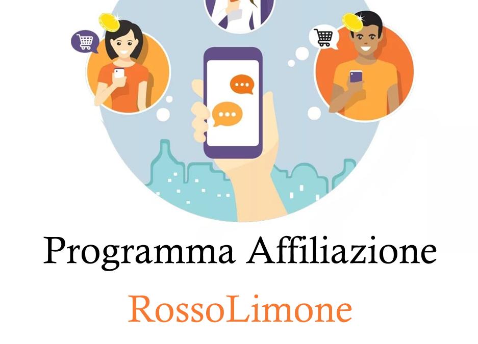 Programma Affiliazione – CLIENTI shop RossoLimone